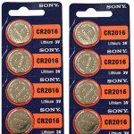 باطری سکه ای سونی sony battery cr2016